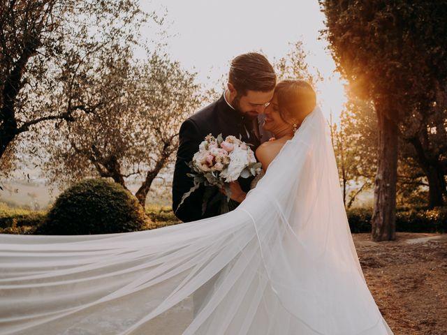 Il matrimonio di Cristian e Monica a Santarcangelo di Romagna, Rimini 1