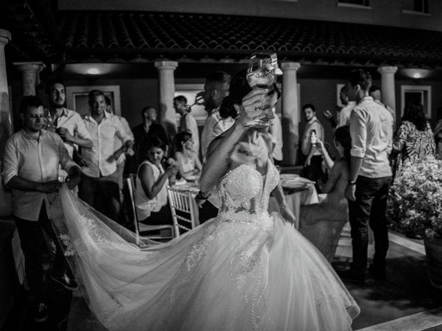 Il matrimonio di Cristian e Monica a Santarcangelo di Romagna, Rimini 35