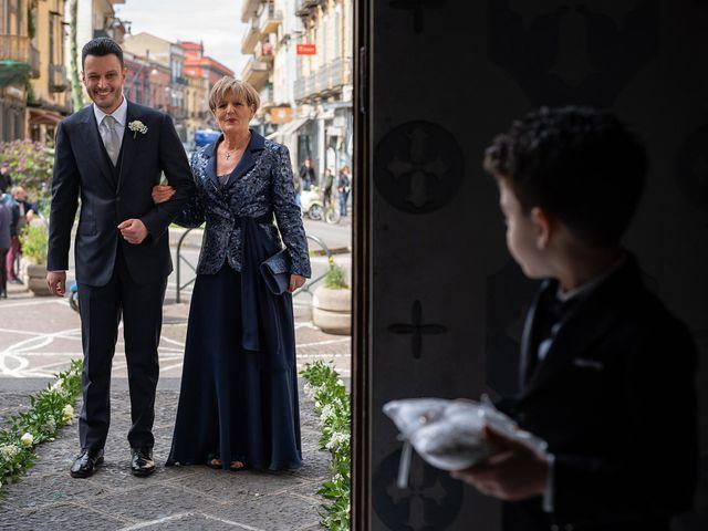 Il matrimonio di Cinzia e Giacomo a Bacoli, Napoli 16
