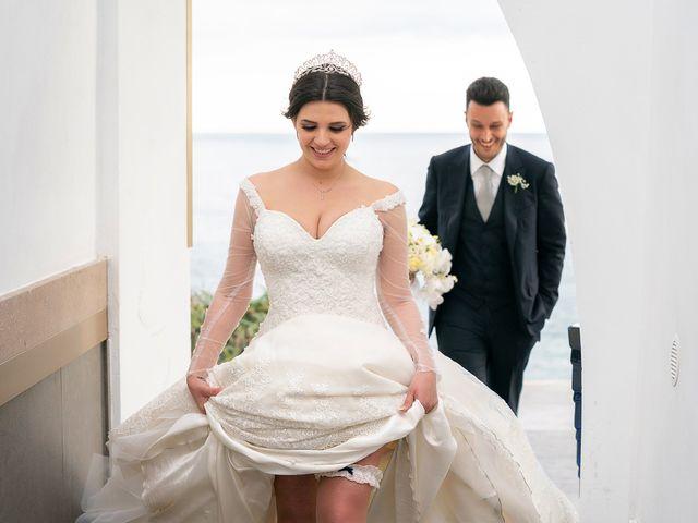 Il matrimonio di Cinzia e Giacomo a Bacoli, Napoli 22