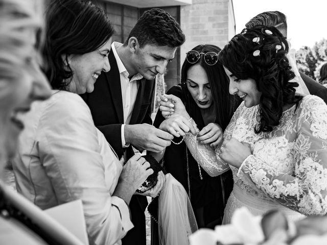 Il matrimonio di Benedetto e Cristina a Lecce, Lecce 77