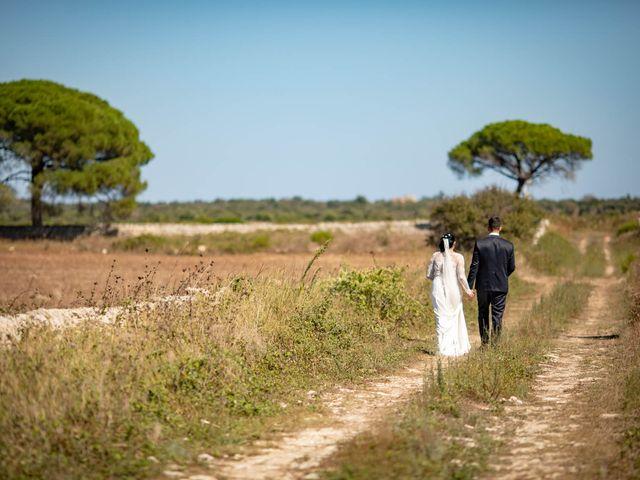 Il matrimonio di Benedetto e Cristina a Lecce, Lecce 78