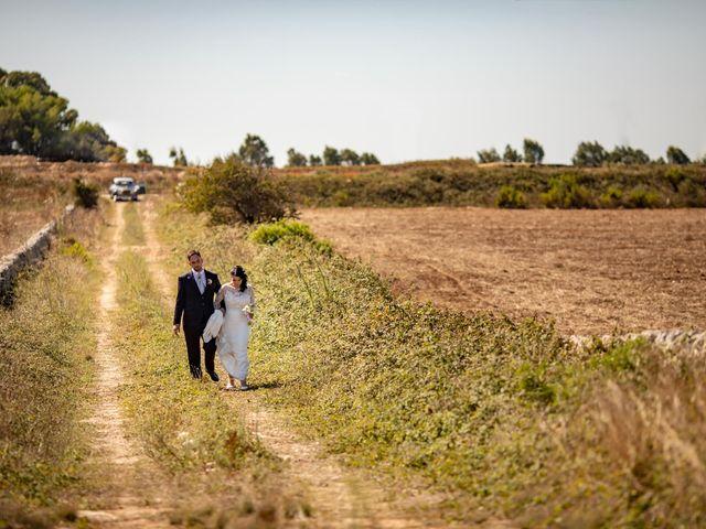 Il matrimonio di Benedetto e Cristina a Lecce, Lecce 81