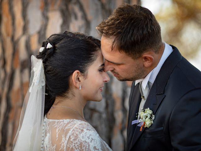 Le nozze di Cristina e Benedetto