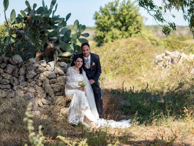 Il matrimonio di Benedetto e Cristina a Lecce, Lecce 82