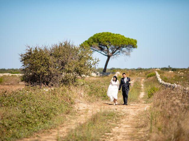 Il matrimonio di Benedetto e Cristina a Lecce, Lecce 86