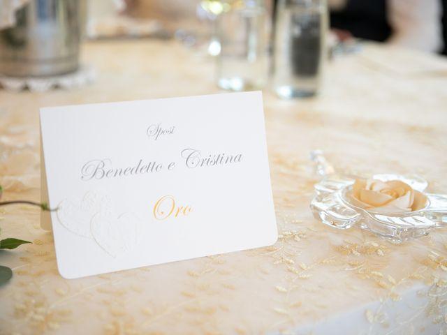 Il matrimonio di Benedetto e Cristina a Lecce, Lecce 113