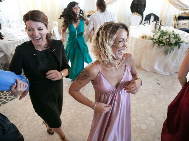 Il matrimonio di Benedetto e Cristina a Lecce, Lecce 122