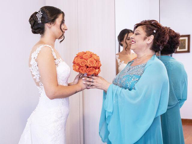 Il matrimonio di Chiara e Francesco a Terracina, Latina 20