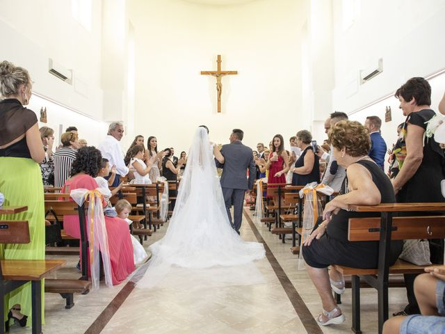 Il matrimonio di Chiara e Francesco a Terracina, Latina 52