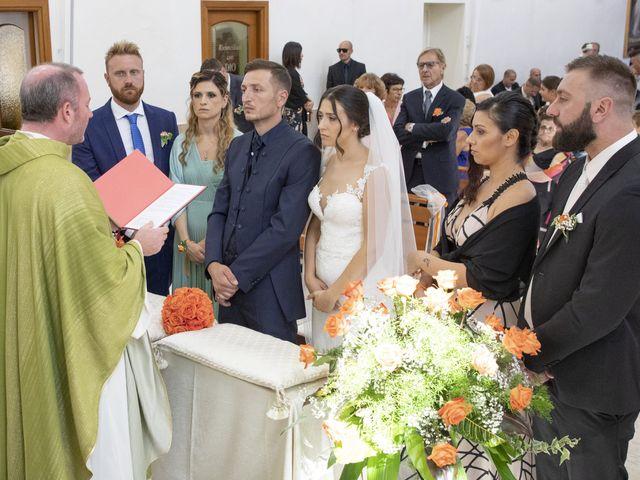 Il matrimonio di Chiara e Francesco a Terracina, Latina 56