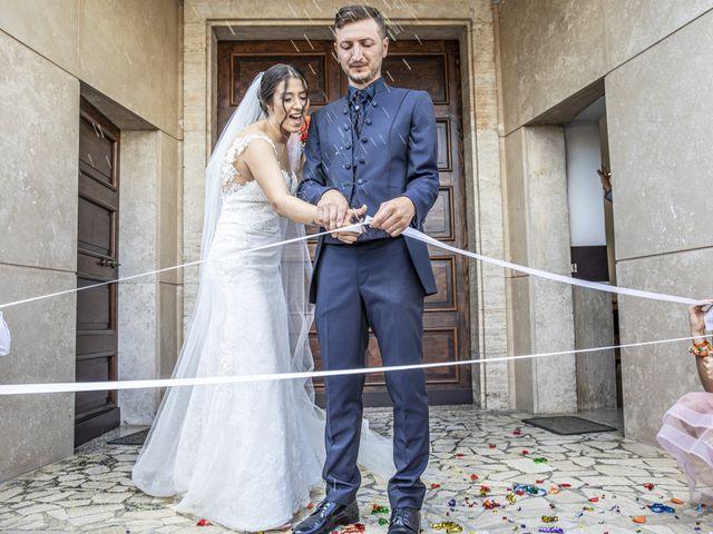 Il matrimonio di Chiara e Francesco a Terracina, Latina 81