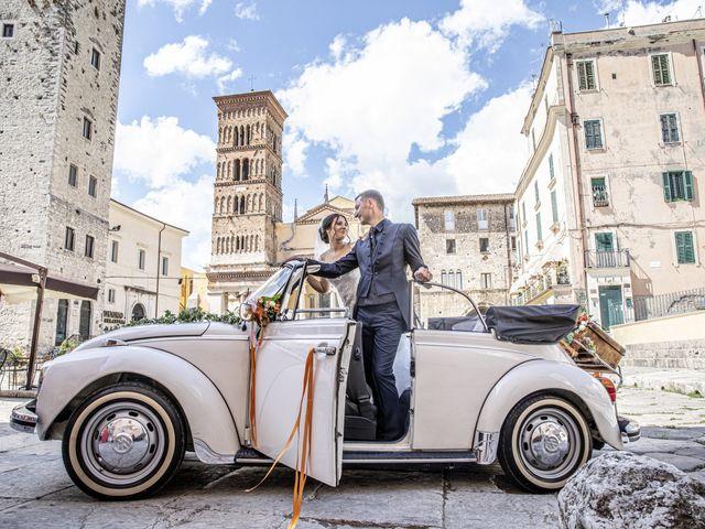 Il matrimonio di Chiara e Francesco a Terracina, Latina 85