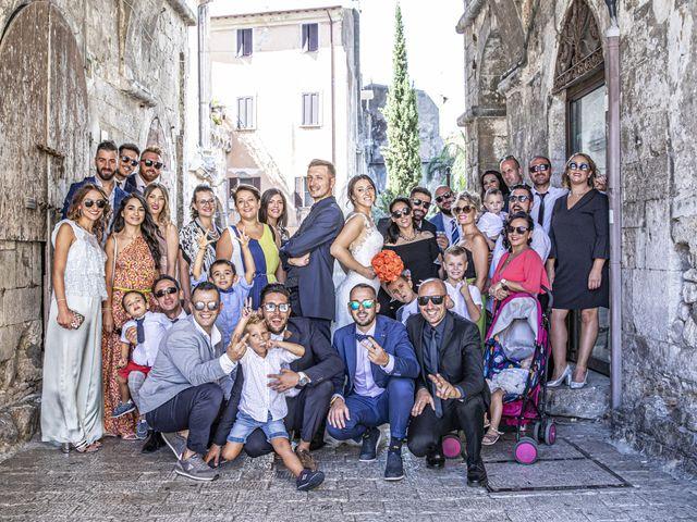 Il matrimonio di Chiara e Francesco a Terracina, Latina 98