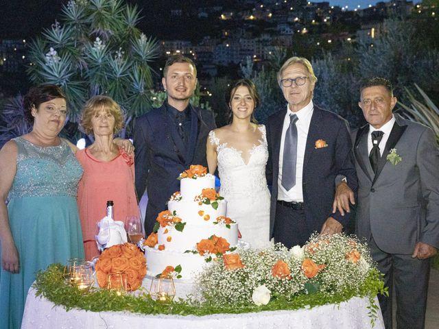 Il matrimonio di Chiara e Francesco a Terracina, Latina 117