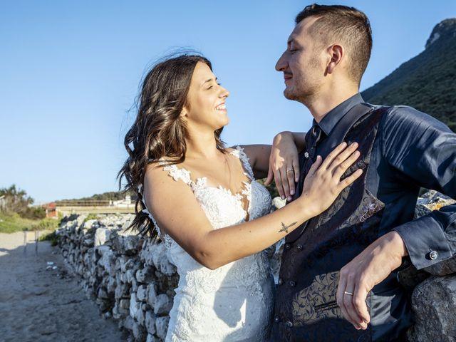 Il matrimonio di Chiara e Francesco a Terracina, Latina 125