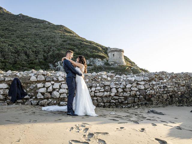 Il matrimonio di Chiara e Francesco a Terracina, Latina 128