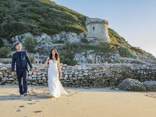 Il matrimonio di Chiara e Francesco a Terracina, Latina 130