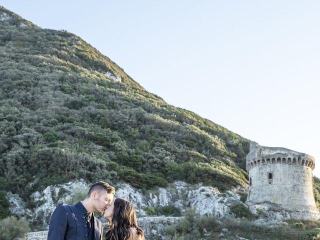 Il matrimonio di Chiara e Francesco a Terracina, Latina 131