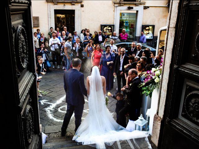 Il matrimonio di Paola e Dario a Paternò, Catania 15