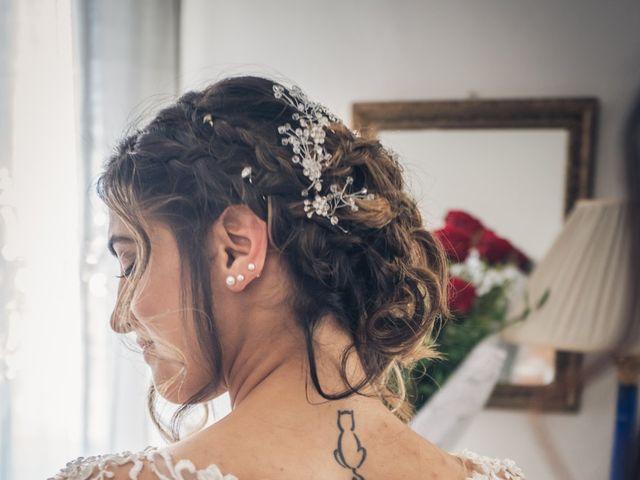 Il matrimonio di Elisa e Jonathan a Palaia, Pisa 9