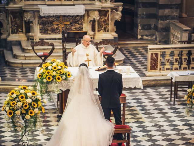 Il matrimonio di Elisa e Jonathan a Palaia, Pisa 13