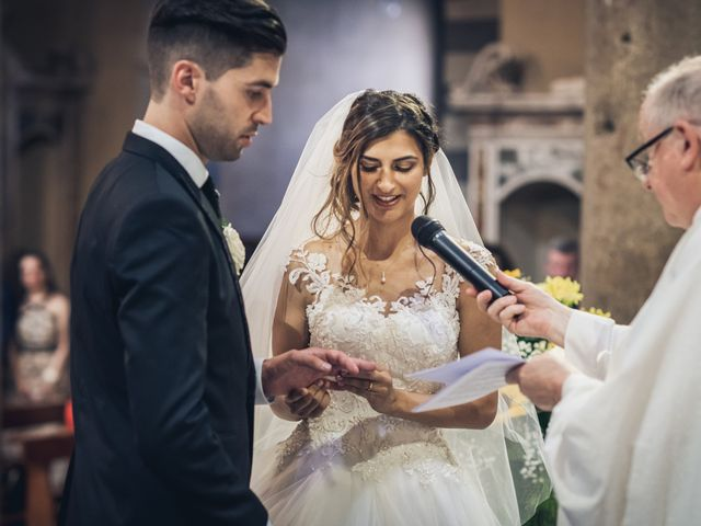 Il matrimonio di Elisa e Jonathan a Palaia, Pisa 15