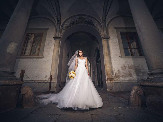 Il matrimonio di Elisa e Jonathan a Palaia, Pisa 19