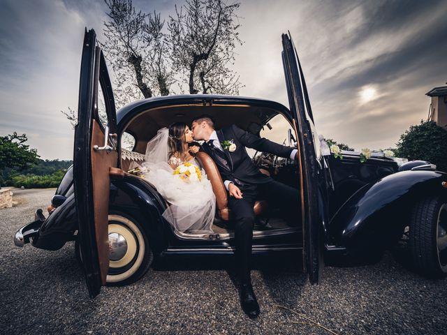 Il matrimonio di Elisa e Jonathan a Palaia, Pisa 20