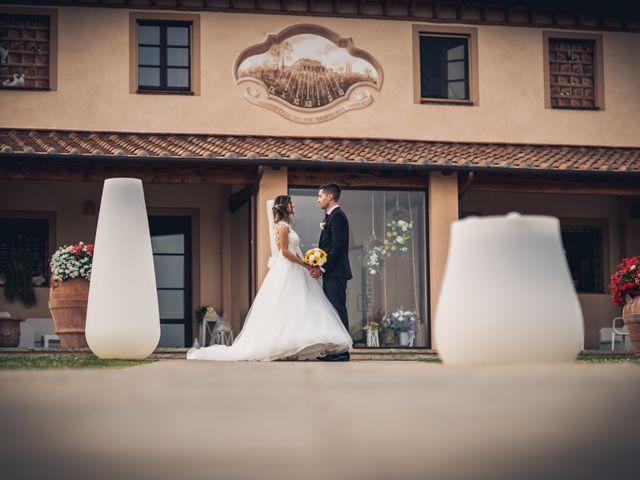 Il matrimonio di Elisa e Jonathan a Palaia, Pisa 22