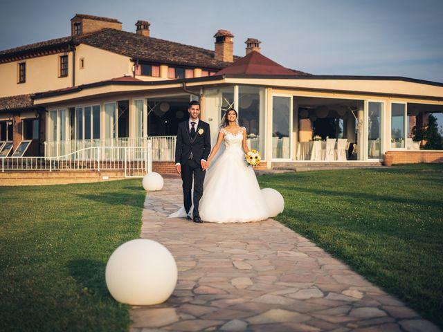 Il matrimonio di Elisa e Jonathan a Palaia, Pisa 23