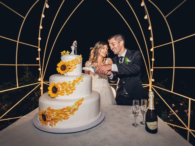 Il matrimonio di Elisa e Jonathan a Palaia, Pisa 27