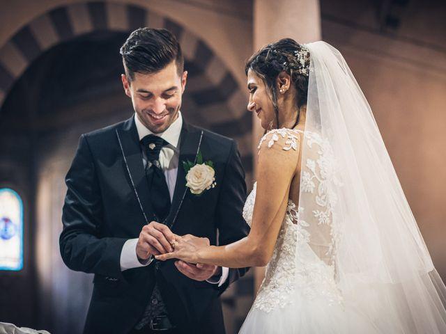 Il matrimonio di Elisa e Jonathan a Palaia, Pisa 14