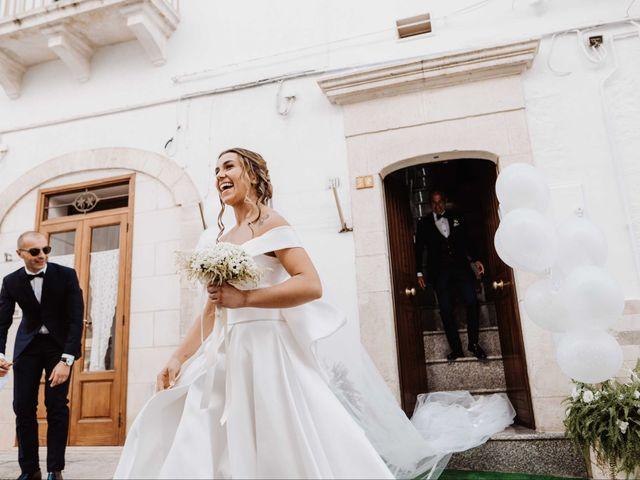 Il matrimonio di Claudio e Mariateresa a Ostuni, Brindisi 65