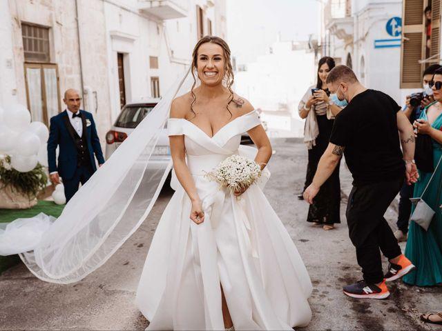 Il matrimonio di Claudio e Mariateresa a Ostuni, Brindisi 66