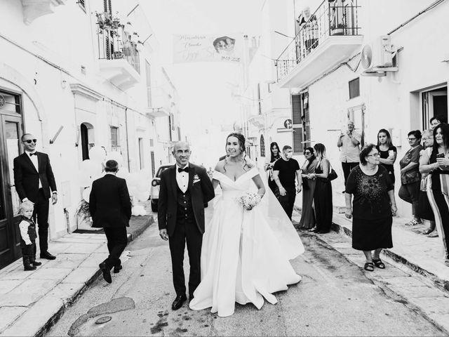 Il matrimonio di Claudio e Mariateresa a Ostuni, Brindisi 69
