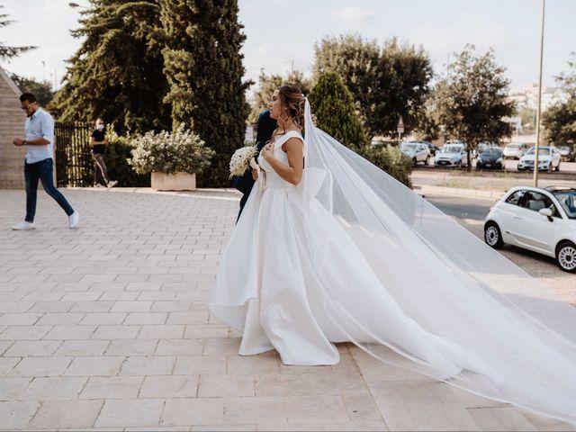Il matrimonio di Claudio e Mariateresa a Ostuni, Brindisi 71
