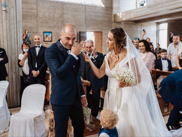 Il matrimonio di Claudio e Mariateresa a Ostuni, Brindisi 74