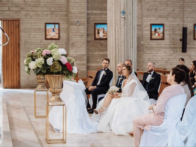 Il matrimonio di Claudio e Mariateresa a Ostuni, Brindisi 77