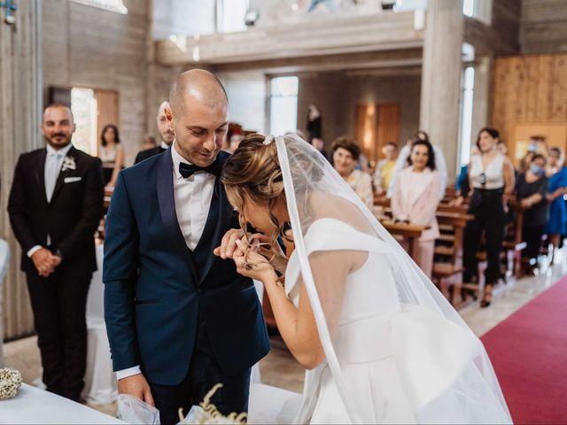 Il matrimonio di Claudio e Mariateresa a Ostuni, Brindisi 81