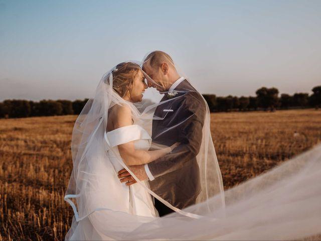 Il matrimonio di Claudio e Mariateresa a Ostuni, Brindisi 92