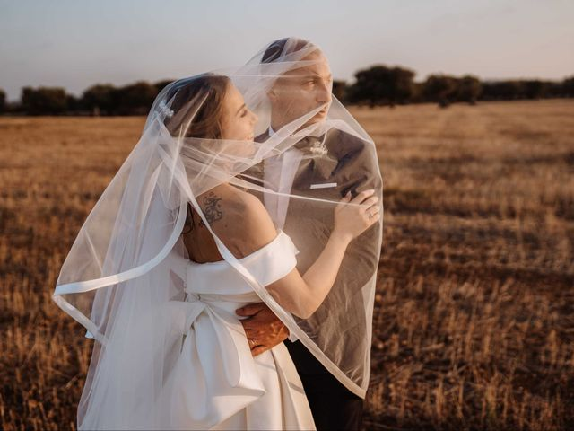 Il matrimonio di Claudio e Mariateresa a Ostuni, Brindisi 93