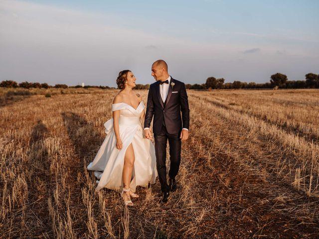 Il matrimonio di Claudio e Mariateresa a Ostuni, Brindisi 95