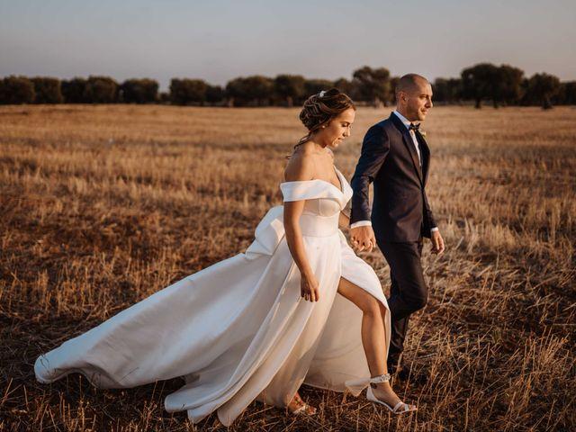 Il matrimonio di Claudio e Mariateresa a Ostuni, Brindisi 105