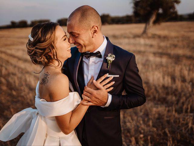 Le nozze di Mariateresa e Claudio
