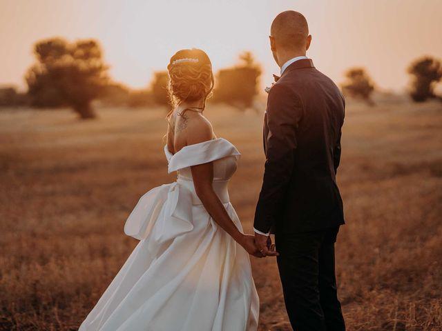 Il matrimonio di Claudio e Mariateresa a Ostuni, Brindisi 1