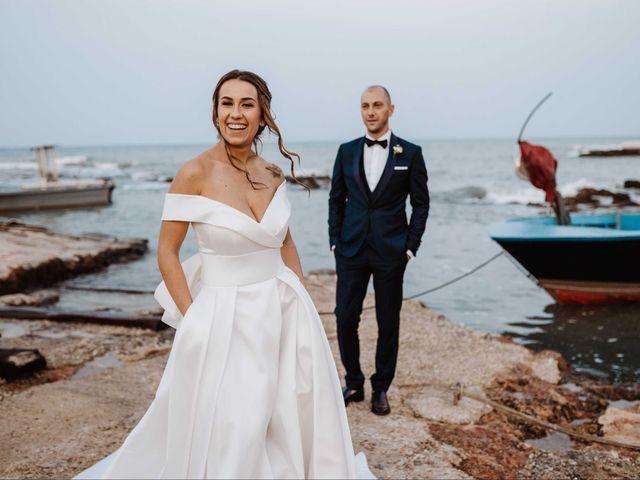 Il matrimonio di Claudio e Mariateresa a Ostuni, Brindisi 119