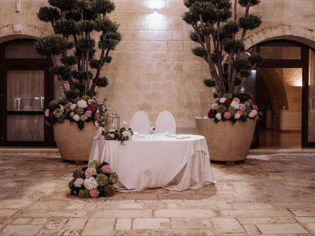 Il matrimonio di Claudio e Mariateresa a Ostuni, Brindisi 123