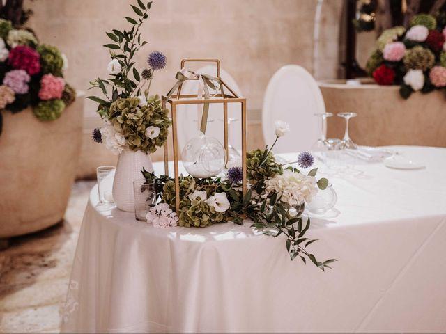 Il matrimonio di Claudio e Mariateresa a Ostuni, Brindisi 125