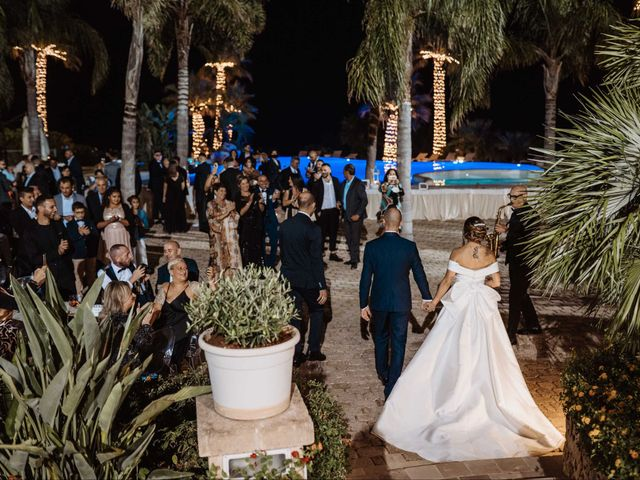 Il matrimonio di Claudio e Mariateresa a Ostuni, Brindisi 133